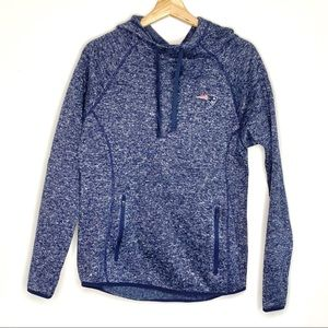 New England Patriots Antigua Fleece Hoodie Sz M